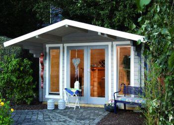 Gartenhäuser bis 70 mm