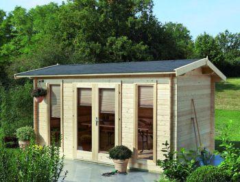 Gartenhäuser bis 28 mm