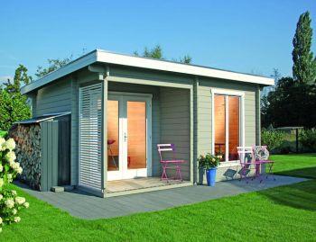 Gartenhäuser bis 44 mm