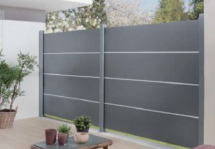 System Board XL Sichtschutzzaun